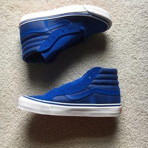 856f44c8bf Vans Shoes - Vans x Undefeated Sk8 Hi LX